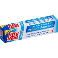 Крем для фіксації зубних протезів Super 40 г