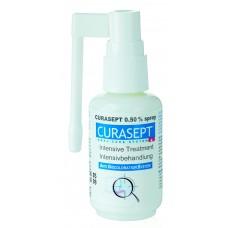 Спрей c дозатором Curasept с хлоргексидином 0,5 % (30 мл)