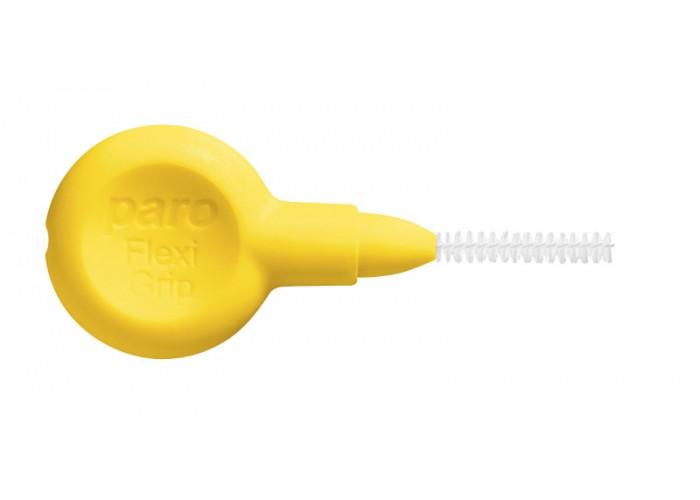 Межзубные ершики paro Flexi-Grip 2.5 мм желтые 48 шт