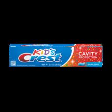 Детская зубная паста Crest Kid's Cavity Protection Sparkle Fun от 2 лет 130 мл