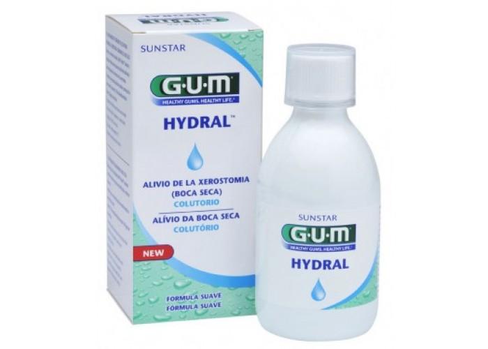 Ополаскиватель для полости рта Gum Hydral 300 мл