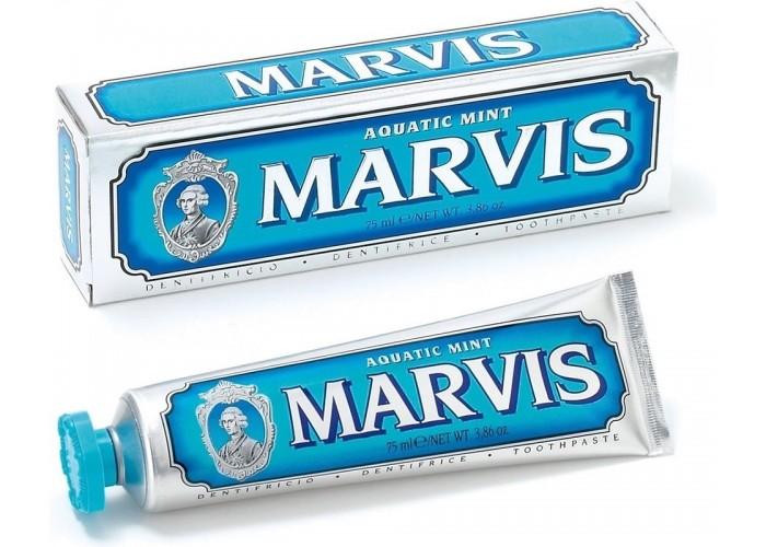 Зубная паста Marvis Aquatic Mint 75 мл