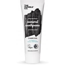 Зубная паста натуральная Humble Отбеливающая с углем 75 мл