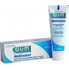 Зубная паста-гель Gum HaliControl 75 мл