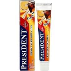 Детская зубная паста President Kids Кола от 3 до 6 лет 50 мл