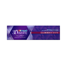 Зубная паста Crest 3D White Luxe Glamorous White Vibrant Mint Flavor 116 мл