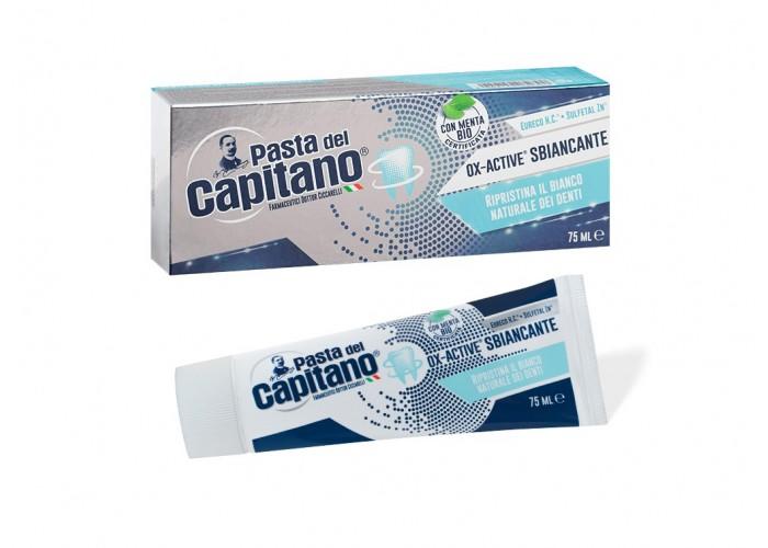 Зубная паста Pasta del Capitano Ox Active Whitening 75 мл