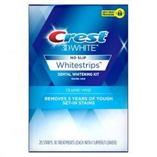 Отбеливающие полоски Crest 3D White Whitestrips Classic Vivid 10 шт