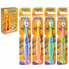 Детская зубная щетка Fresh Care с присоской до 9 лет
