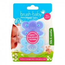 Грызунок Brush-Baby MolarMunch Blue/Purple