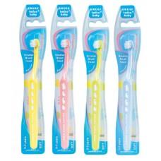 Детская зубная щетка Ekulf twice baby от 0 до 3 лет