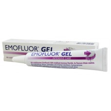 Гель для реминерализации Emofluor 18 мл