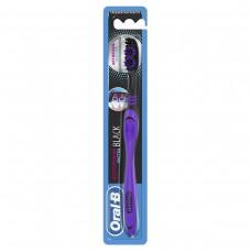 Зубная щетка Oral-B Всесторонняя чистка Black средняя жесткость