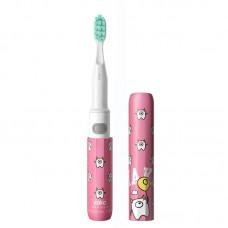 Звуковая зубная щетка YAKO A1 CASE Lollipop (Леденец) 1 насадка