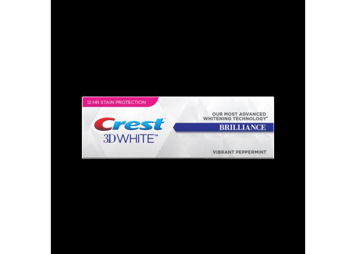 Зубная паста Crest 3D White Brilliance Vibrant Peppermint 116 мл