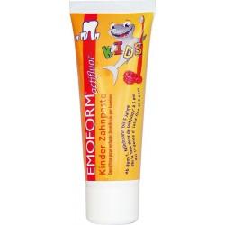 Дитяча зубна паста Emoform actifluor Kids 0 - 5 років 75 мл