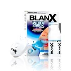 Интенсивный отбеливающий комплекс с Led-капой BlanX White Shock 50 мл