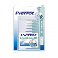 Безметалловые межзубные ершики Pierrot Regular 40 шт