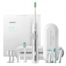 Звуковая зубная щетка Lebond M9 White 5 насадок