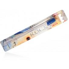 Зубная щетка ROCS модельная мягкая