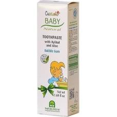Детская зубная паста Cucciolo Жевательная резинка 50 мл