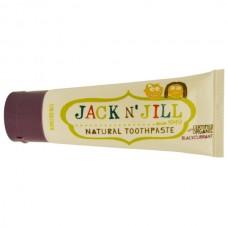 Детская зубная паста Jack N' Jill Черная смородина от 2 лет 50 мл