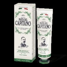 Зубная паста Pasta del Capitano Premium Natural Herbs 75 мл