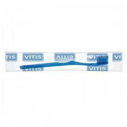Зубная щетка Vitis Orthodontic с маленькой головкой в п/э упаковке