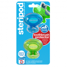 Антибактериальный колпачек для зубной щетки Steripod 2 шт