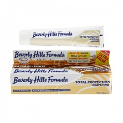 Зубная паста Beverly Hills Formula Total Protection 125 мл