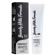 Зубная паста Beverly Hills Formula Perfect White Black 100 мл