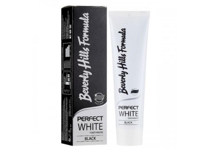 Зубная паста Beverly Hills Formula Perfect White Black 100 мл ❤️